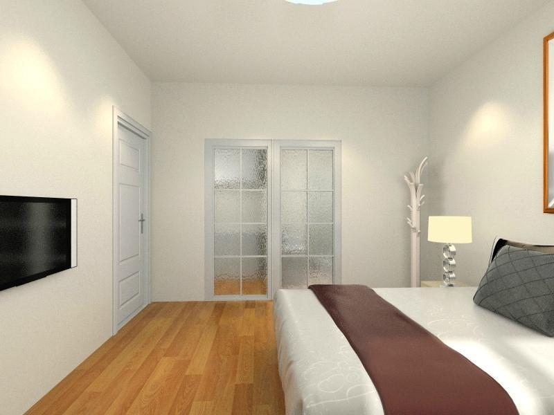 现在就想卫生间和步入式衣柜都装移门,但还是图片