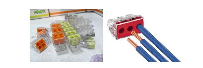 现在家装电路的电线接头是怎么接的呢?