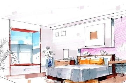 【设计师必知】室内设计手绘效果图四大注意事项