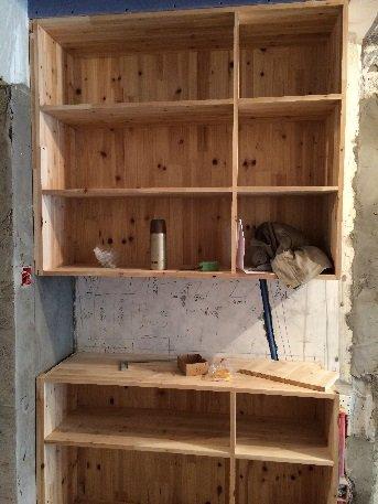 杉木装修房子图片
