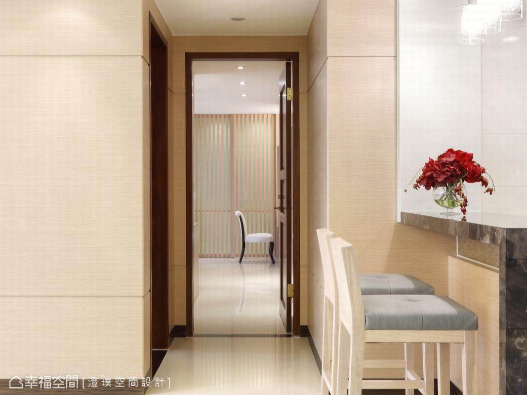 简约豪宅的空间设计图片