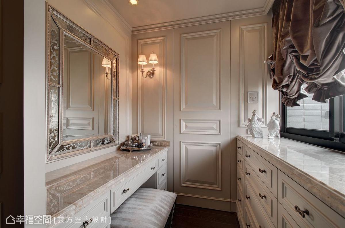 细腻古典美学 欧式优雅宫廷风