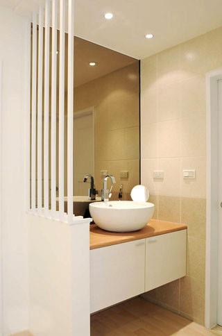独立洗手台设计效果图