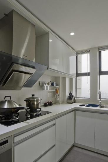 新中式厨房装修效果图欣赏