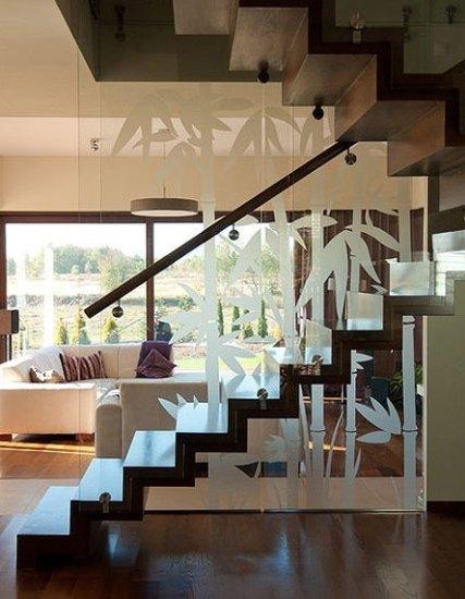 10个楼梯间隔断设计 复式空间巧点睛