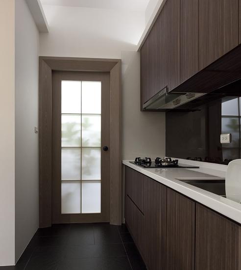 现代简约风格装修效果图 台湾精致公寓