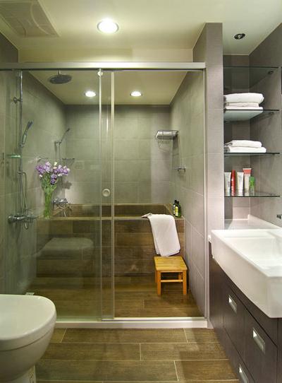 厕所 家居 设计 卫生间 卫生间装修 装修 400_542 竖版 竖屏