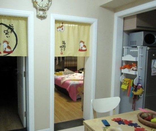 66平米小户型家 温馨的家庭装修图