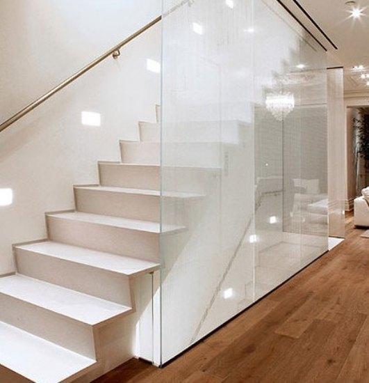 楼梯间隔断设计 复式空间巧点睛