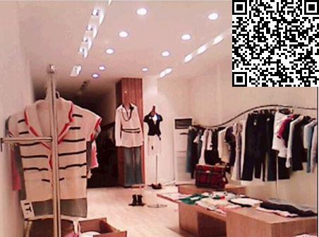 服装店面装修效果图 8款二层店铺装修