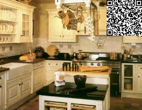 欧式厨房风格 8款厨房装修效果图