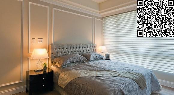 """卧室装修效果图       """"这间房子是"""