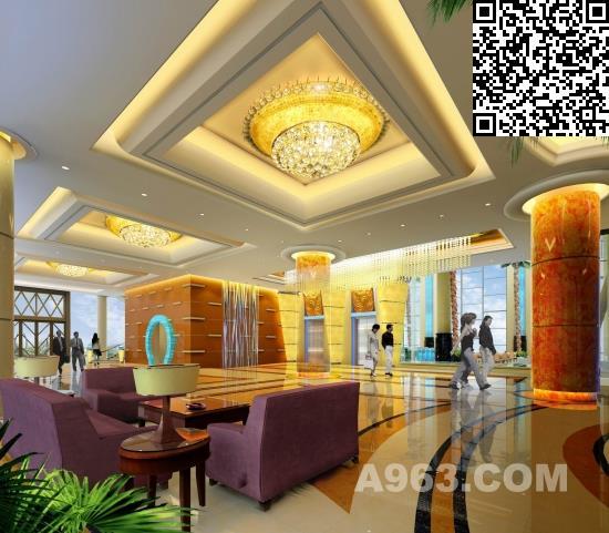 李勇作品 山东倪氏国际大酒店室内设计