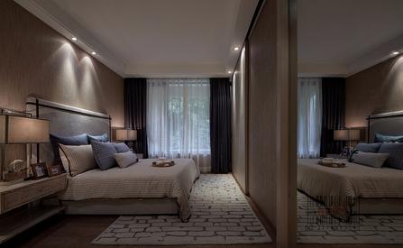 重庆桃源居复式样板房设计方案图片