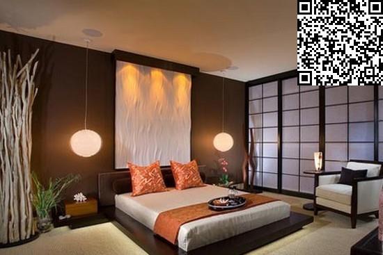 日式榻榻米卧室模型_日式榻榻米卧室设计推荐