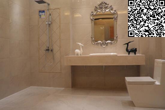 卫生间地砖价格 卫生间地砖规格 釉面内墙砖   俗称瓷砖,因在精陶面上