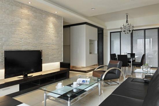 家居客厅装饰效果图