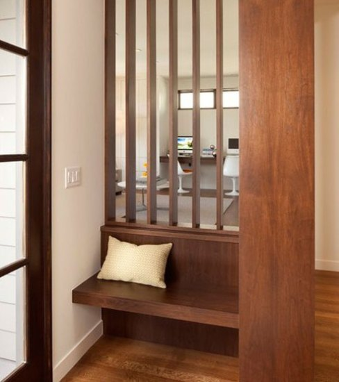 十款欧式风格客厅隔断 让家变得优美