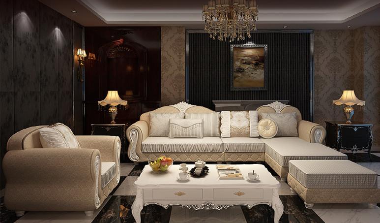 欧式布艺沙发哪个牌子好 欧式布艺沙发图片