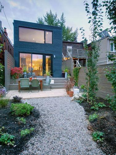 8个别墅花园设计 户型优势一点不浪费