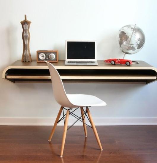创意室内装饰 16个办公桌设计
