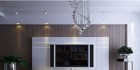 欧式电视墙      电视背景墙搭配tips:简欧风格的客厅设图片