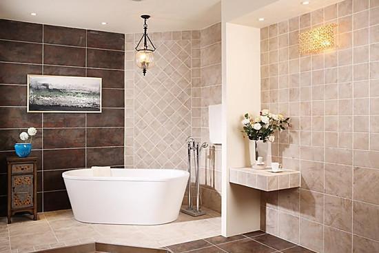 东鹏瓷砖 流水行云 瓷片釉面砖简约欧式卫生间厨房墙砖砖浴室瓷砖