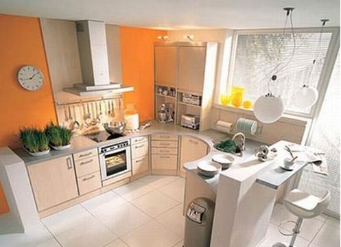 网友装修 开放式厨房设计