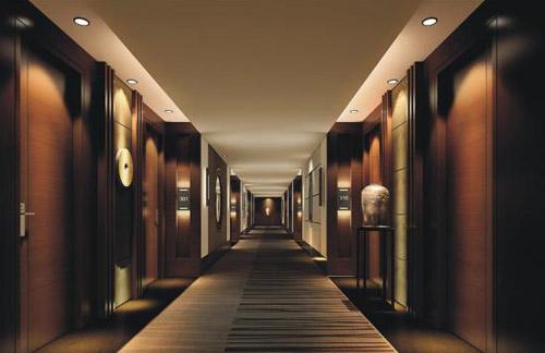 苏州独墅湖家装-梁晖设计作品酒店设计师增项图片