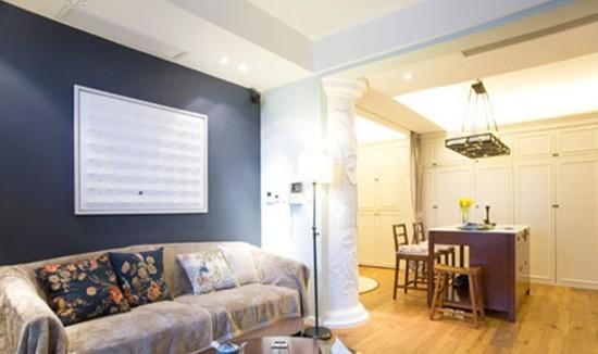 若真有心重新规划房型,一定要考虑到整体搭配的和谐,小房间好装饰,大图片