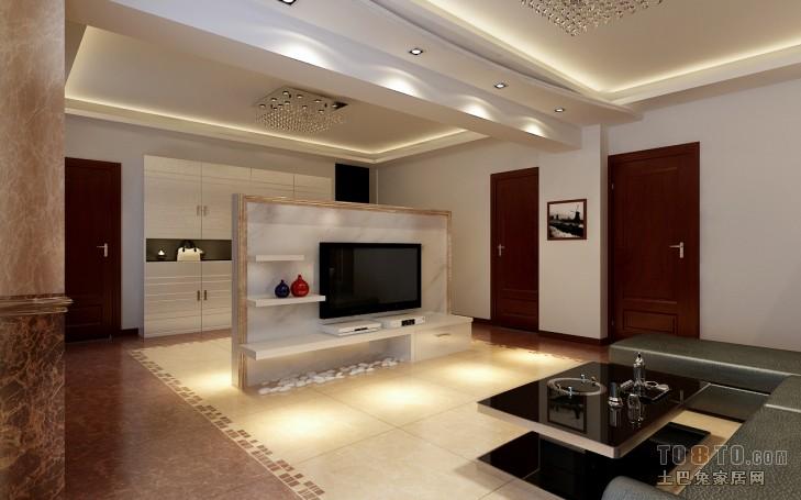 复式户型扩大客厅面积