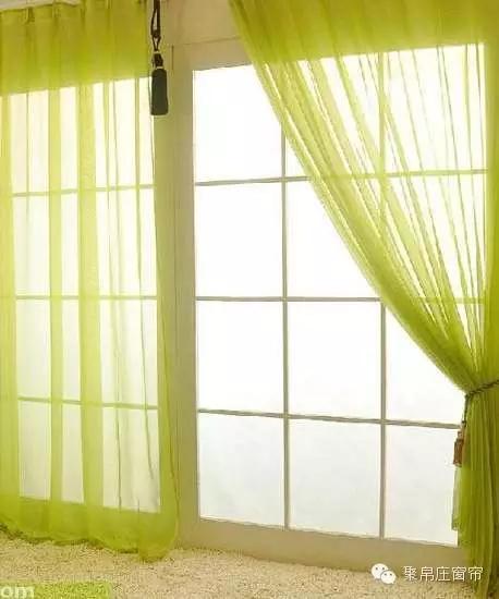 阳台窗帘装修效果图借鉴