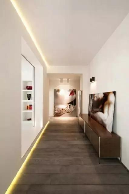独特装修走廊过道效果图