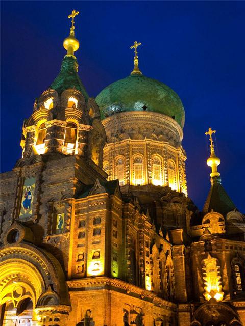 欧式建筑风格图片及特点