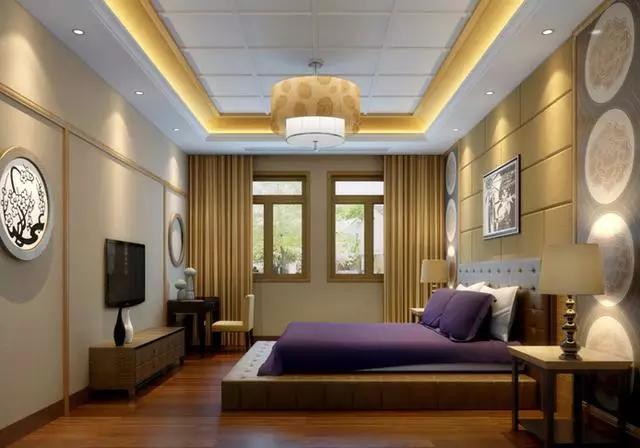 內設計一張這樣的地臺床鋪也是非常適用的哦,特別有著兩個孩子的家庭.