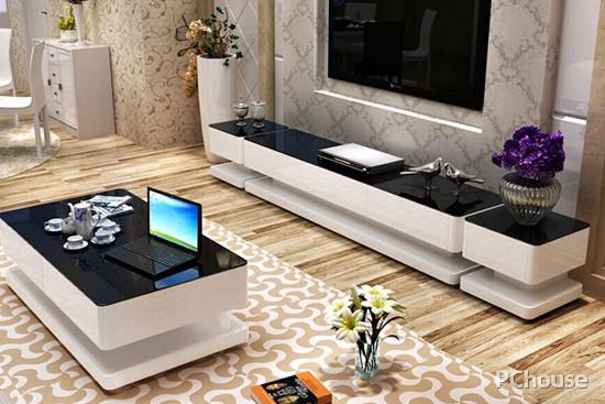 电视柜风格各异,有美式的,欧式的,中式的,现代等风格,也有材质上的不