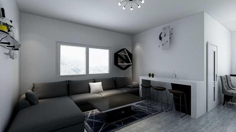 浅灰色的木纹砖配什么样的墙门顶