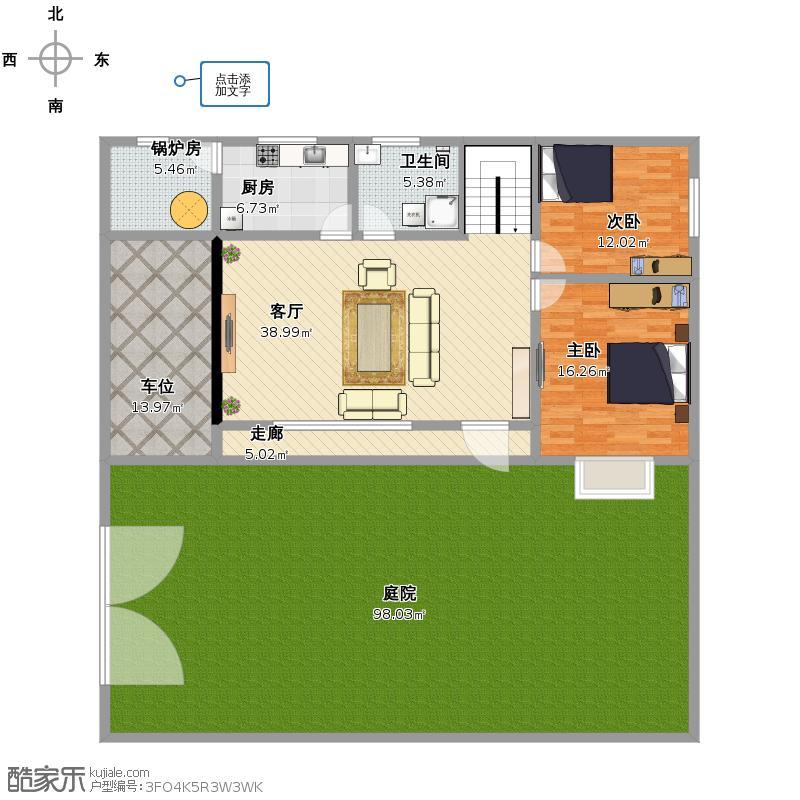 嵩县杨湾自建房平面图方案2户型图大全,装修户型图,图