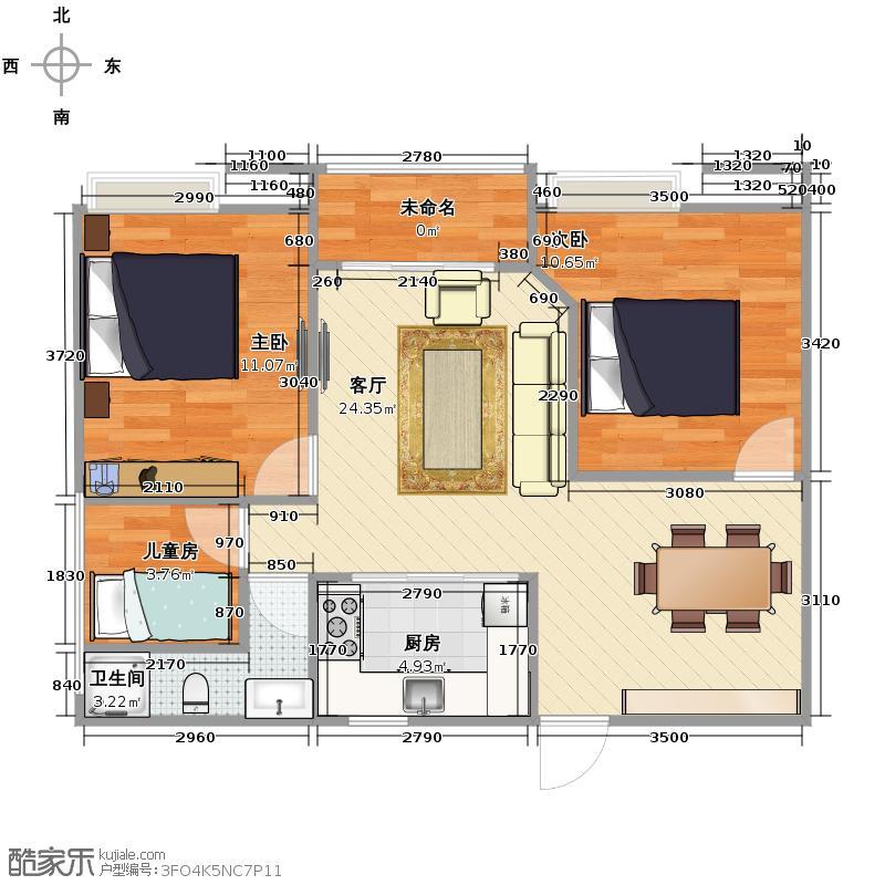 客厅和餐厅如何布局的好?玄关怎么设计?鞋柜放哪比较好?