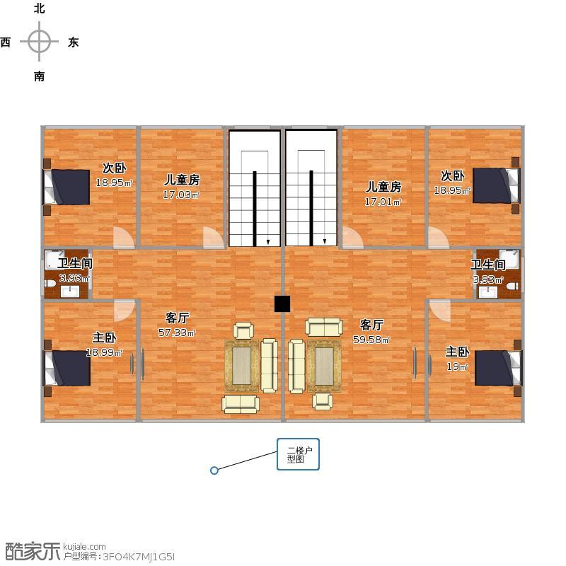 二楼房子装修设计方案