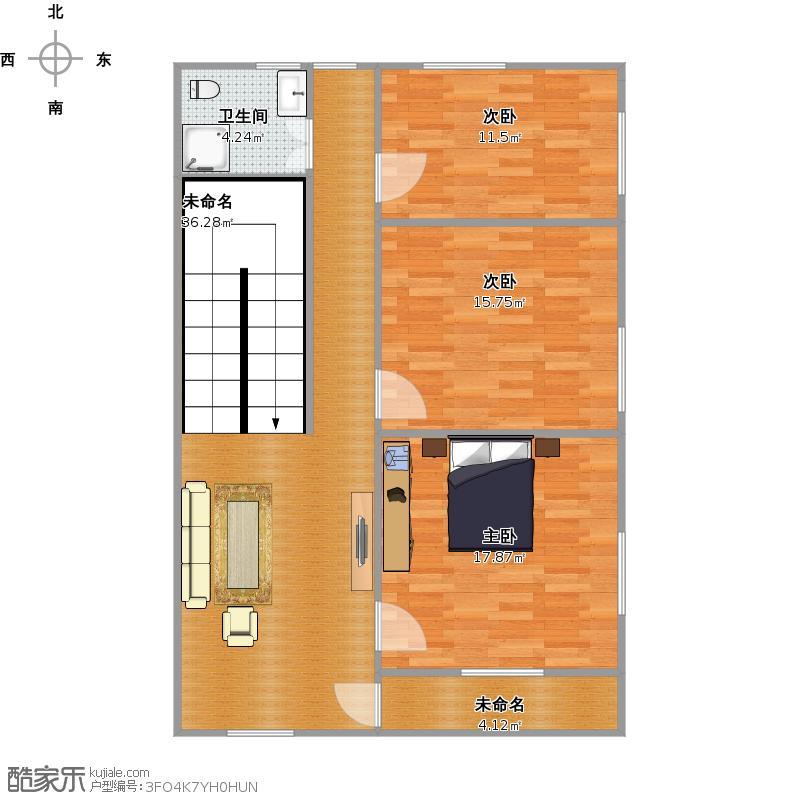 佛山 3室0厅1卫0厨 100-130㎡  户型图报错 ...
