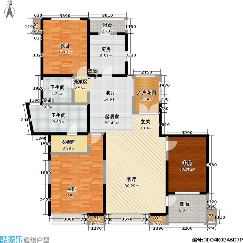 户型新天地3室0厅2卫1厨161.00远洋图正多边形绘制宽怎么知道图片