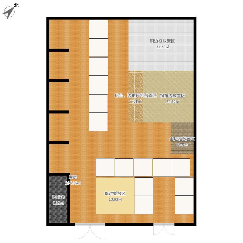 库房户型图大全,装修户型图,户型图分析,户型图设计