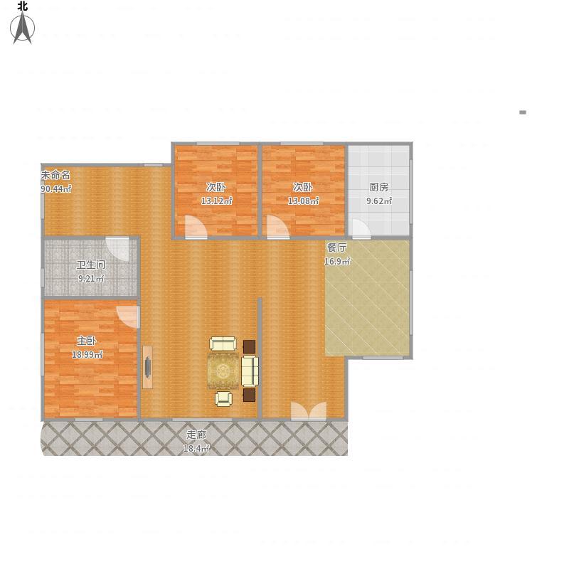 广州-梦想家园-设计方案图片