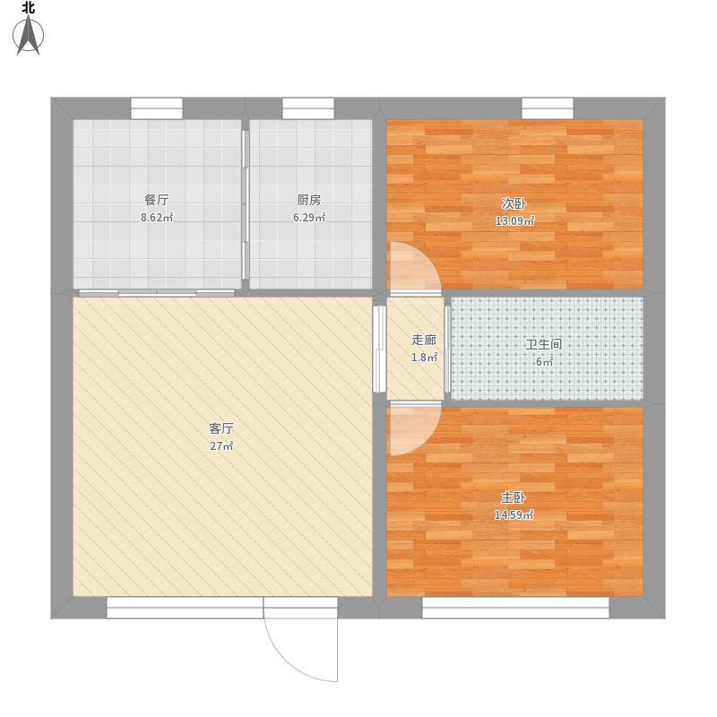 新房平面设计图-副本图片