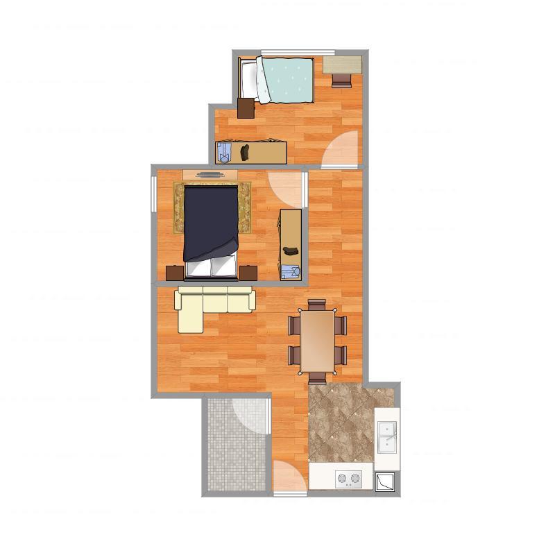 第三届云设计大赛--单身公寓-副本户型图大全,装修图