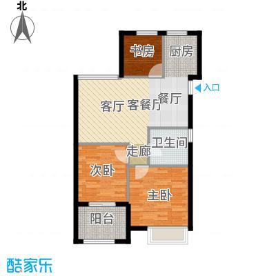 青山鹤岭户型评测报告