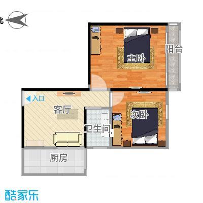 上海-水电路1381弄小区-设计方案2-副本