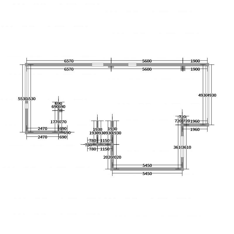 电路 电路图 电子 户型 户型图 平面图 原理图 800_800