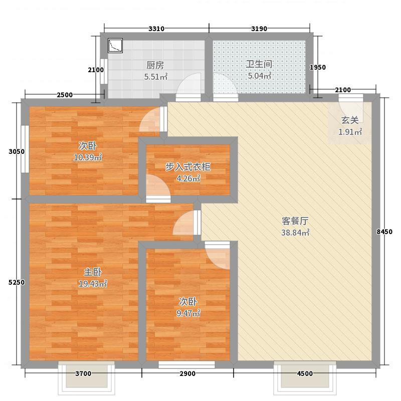 佳雨悦城3室2厅1卫1厨135.00户型图户型图番禺有没有模具设计培训学校图片